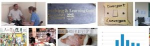 Images of learning in hospital settings